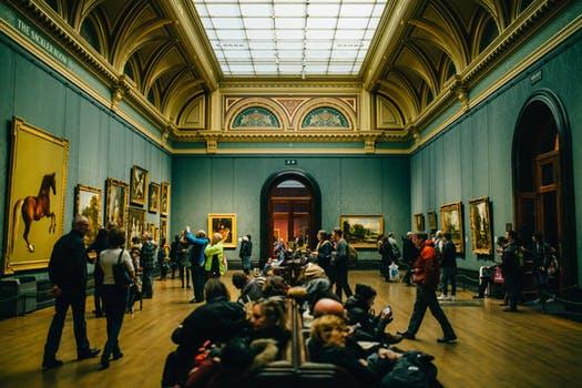 Museum January